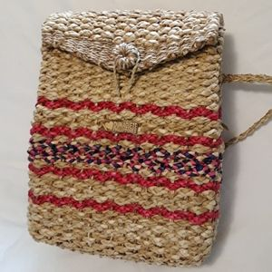 Handbags - Straw Bag from Philippines